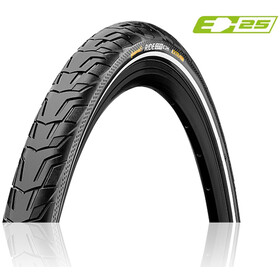 "Continental Ride City Wired-on Tire 28x1.75"" E-25 Reflex black/white"